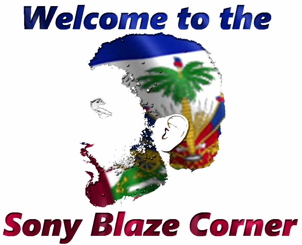 Sony Blaze Corner